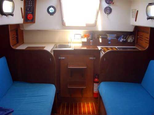 For Sale Quot Nautinansea Quot Cape Dory 28 Sailboat